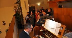 Koncert Chóru z Rzepiennika Biskupiego (20 stycznia 2019)
