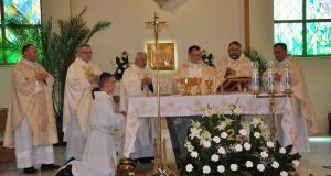 Jubileusz 25 lecia kapłaństwa ks. Roberta Skrzypka (27 maja 2019)