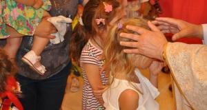 Poświęcenie Ziół i Wianków, Błogosławieństwo Dzieci (27 czerwca 2019)